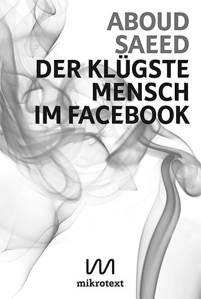 Cover – Aboud Saeed – Der klügste Mensch im Facebook