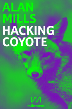 Cover – Alan Mills – Hacking Coyote